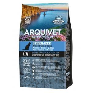 Arquivet Cat Sterilized Fish 1.5kg