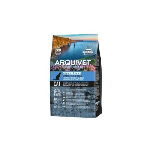 Arquivet Cat Sterilized Fish 1.5kg