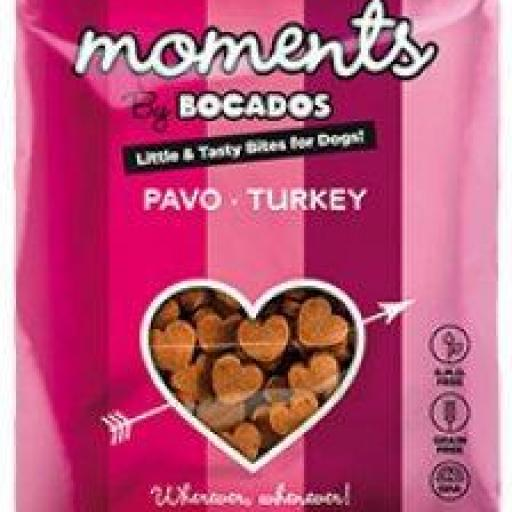 Moments Bocados Pavo DingoNatura