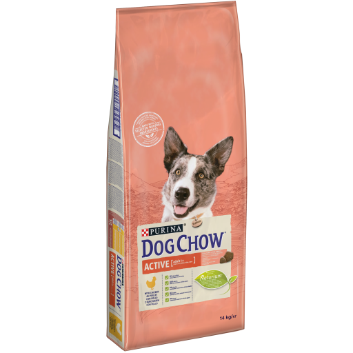 Dog Chow Active Pollo 14kg
