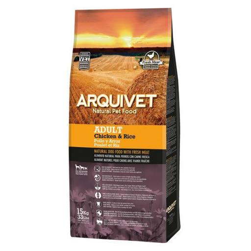 Arquivet Adult Chicken&Rice