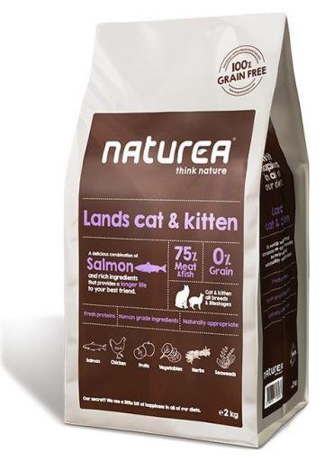 Naturea Lands Cat&Kitten