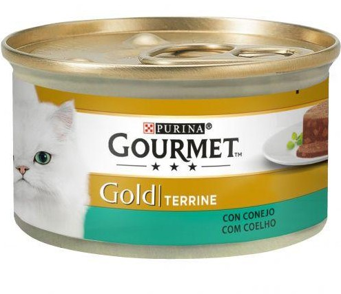 GOURMET GOLD Terrine Conejo