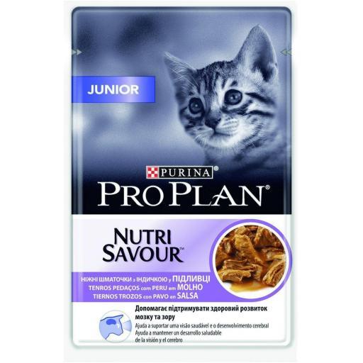 Pro Plan Gato Junior 85gr