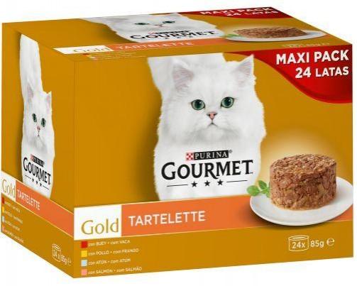 GOURMET GOLD Tartalette (24x85g)