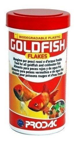 Prodac Goldfish Flakes Escamas