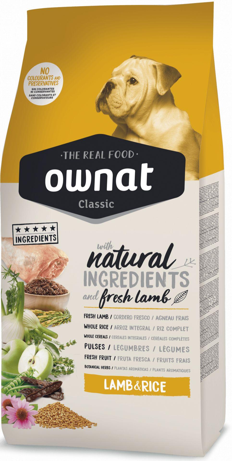 Ownat Classic Lam&Rice