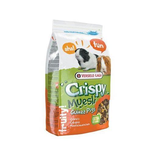 Crispy Pellets Guinea 2kg Versele Laga para cobaya