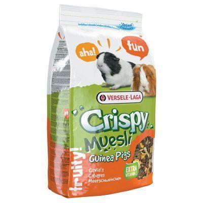 Crispy Pellets Guinea 25kg Versele Laga para cobaya