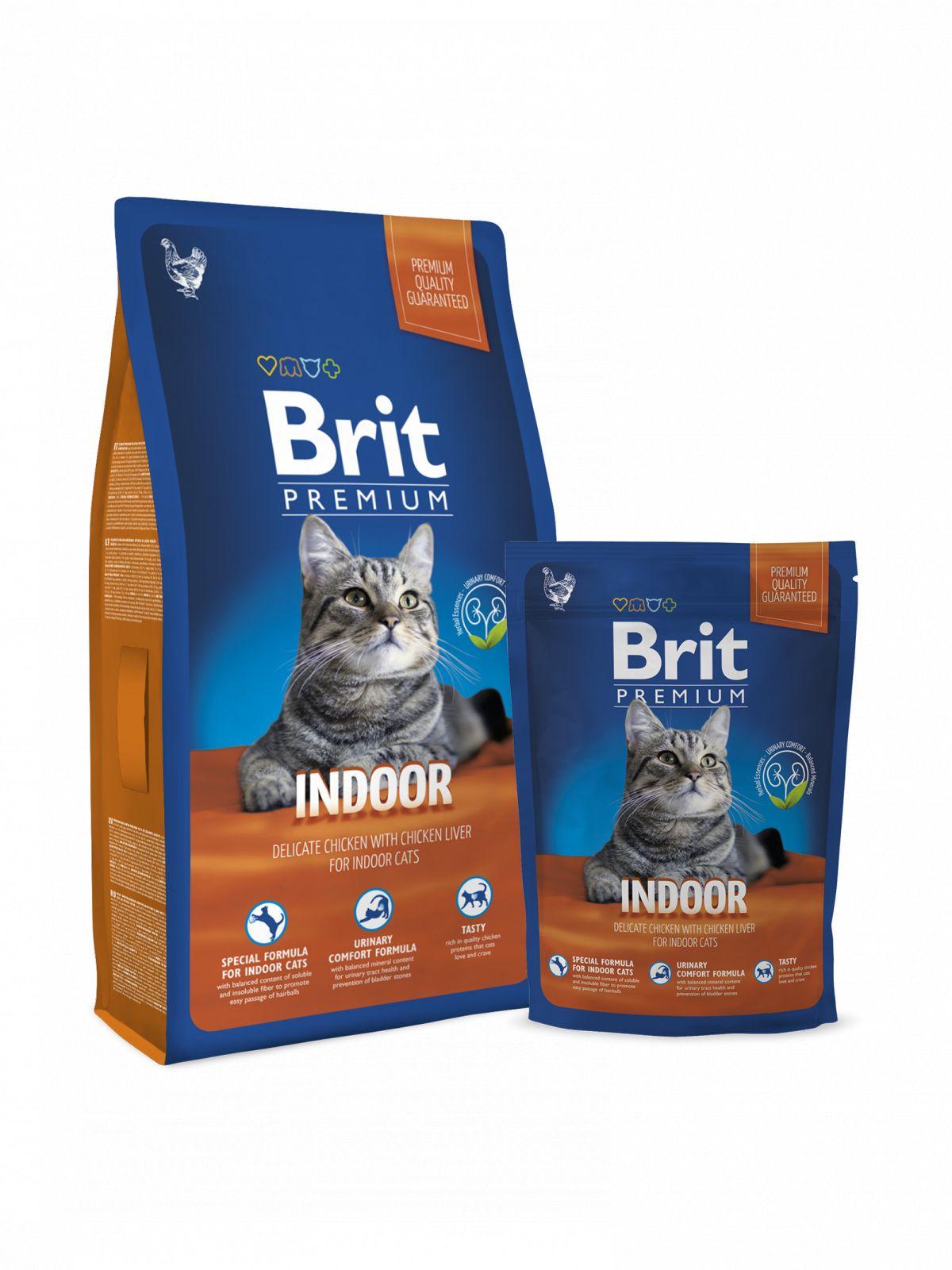 Brit Premium gato Indoor