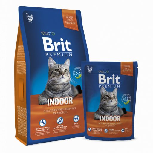 Brit Premium gato Indoor