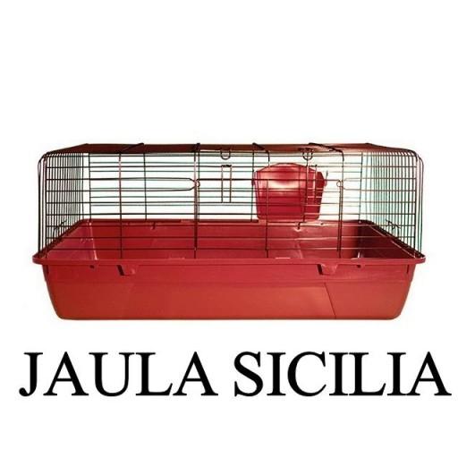 Jaula Sicilia 84'5 x 49 x37 [0]