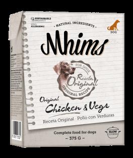 Mhims Chicken & Vegetables 375gr.