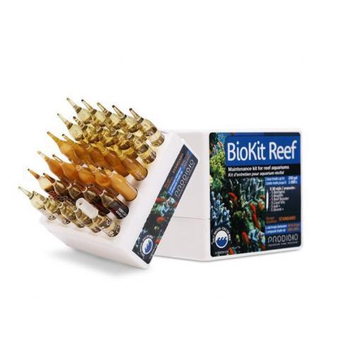 BIO KIT REEF 30 AMPOLLAS -  Prodibio BioKit Reef Mezcla para acuarios de arrecife 30 ampollas