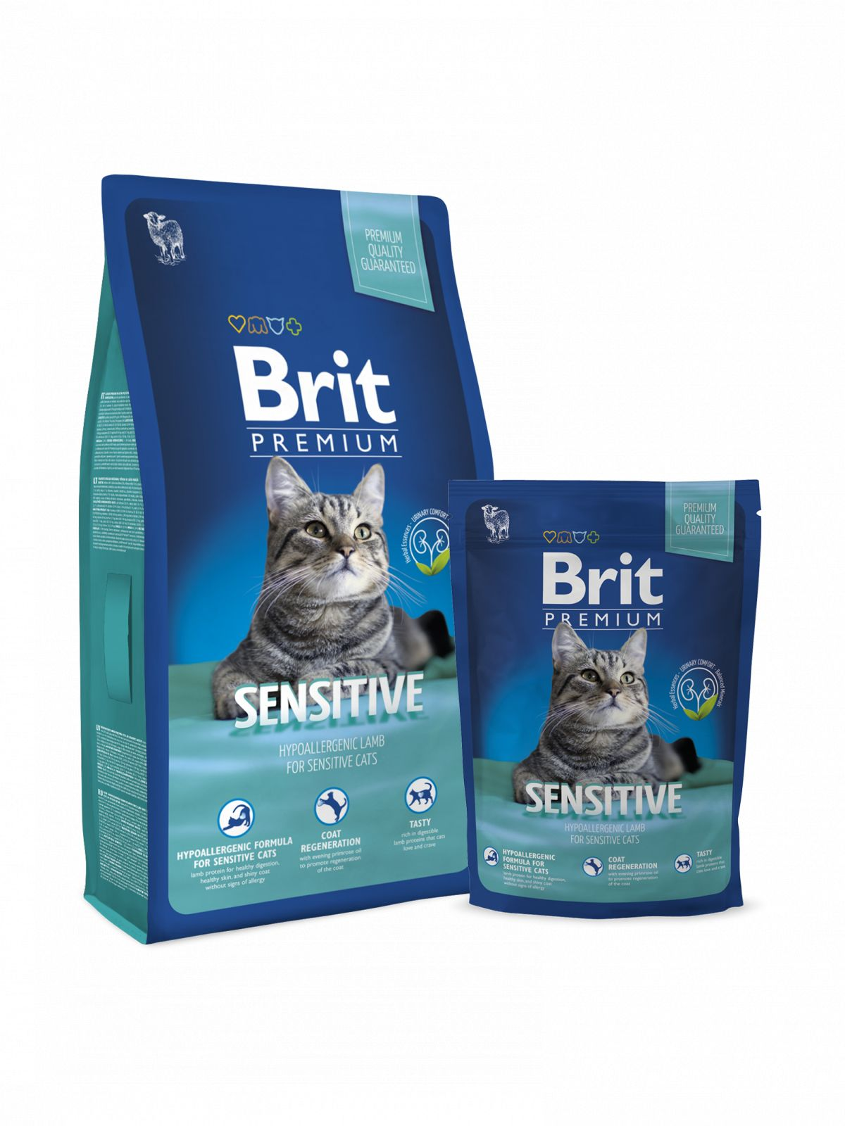 Brit Premium Senior para gatos mayores