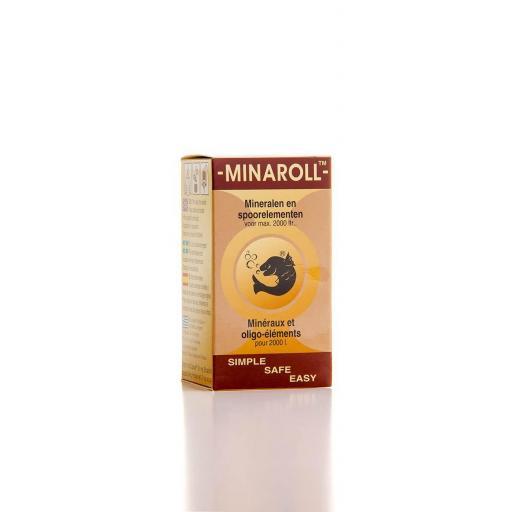 MINAROLL 10 ml vitaminas para peces