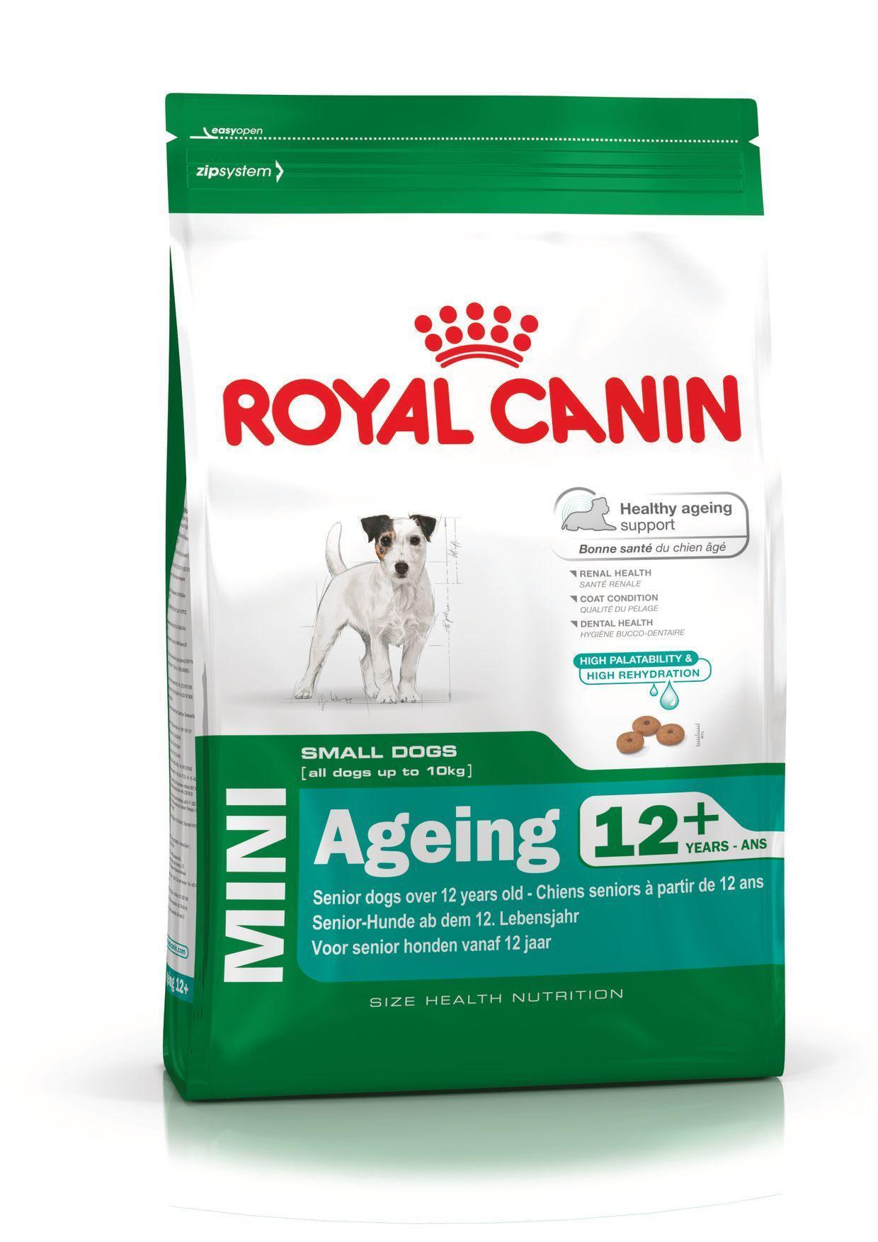 Royal Canin Mini Ageing +12 3,5kg