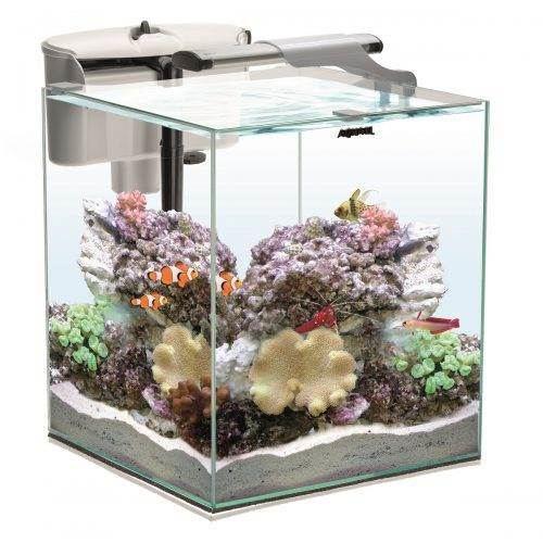 Acuario Aquael Completo Nano Reff Duo 35 - 49litros