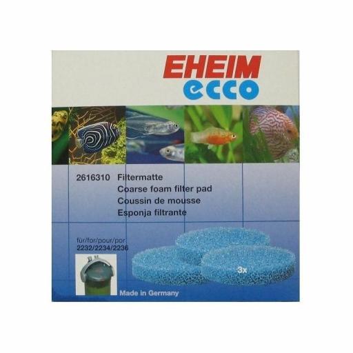 Almohadilla filtrante EHEIM ECCO