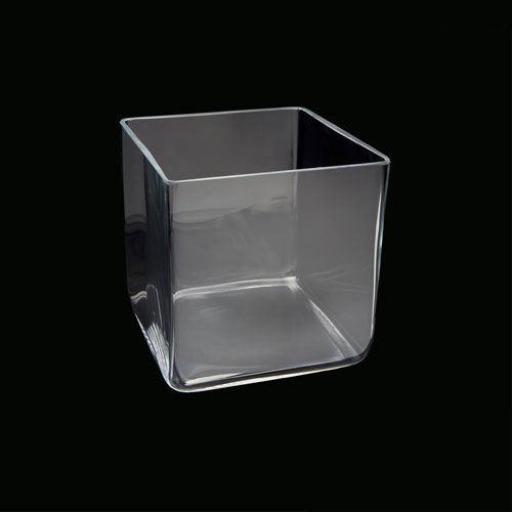 Pecera Aquael Aqua Decoris Cube Pequeño 7 Litros