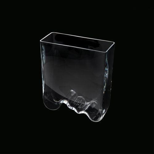 Pecera Aquael Aqua Decoris Wave Pequeño 3.5 litros