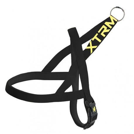 Arnés X-TRM Neon Flash Negro
