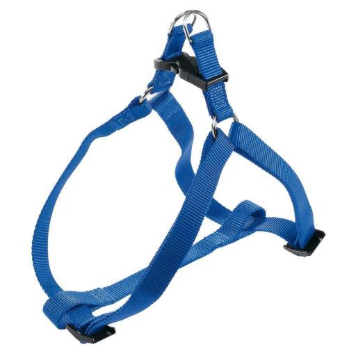 Arnés Easy Harness Azul , Ferplast