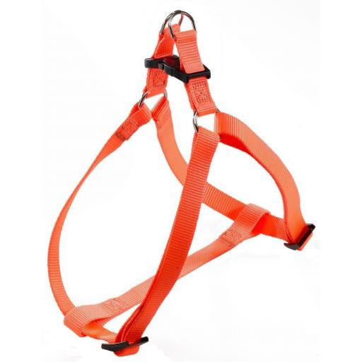 Arnés Easy Harness Naranja , Ferplast