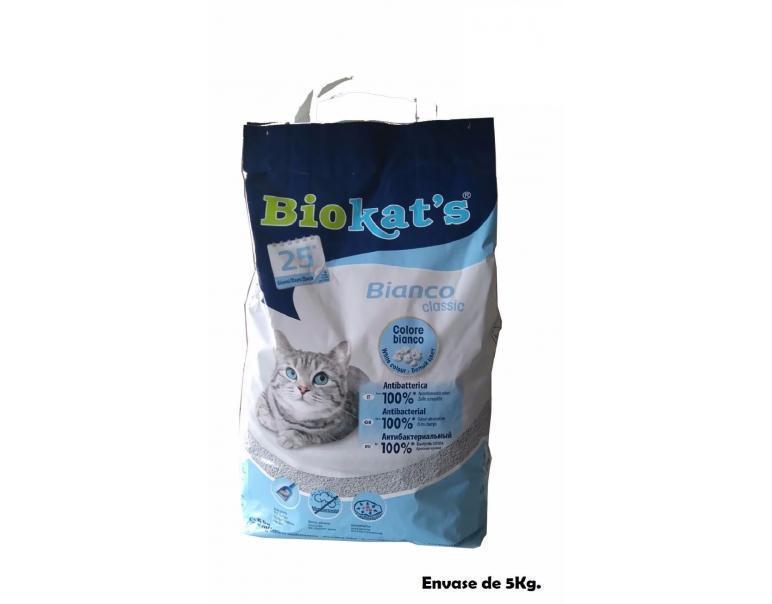 Arena Biokat's Bianco 5kg