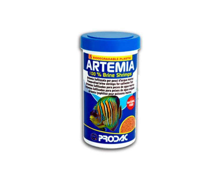 Artemia 100% pienso para peces y tortugas 10g