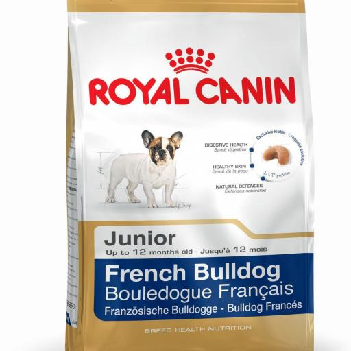 Royal Canin Bulldog Frances Junior