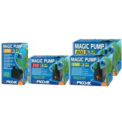 Bomba Magic Pump