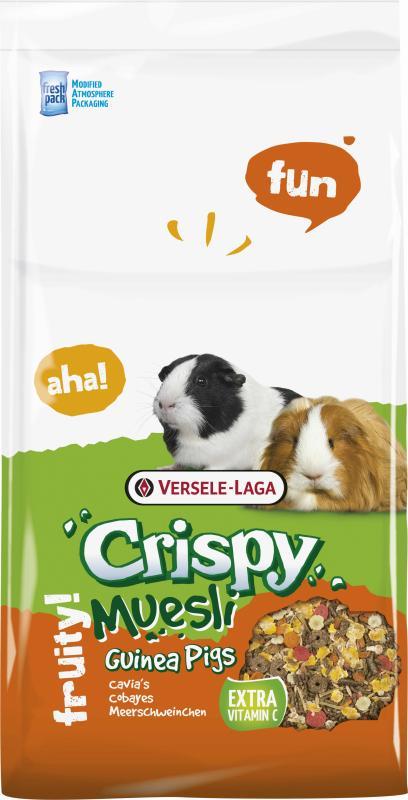 Cavia Crispy 1kg Versele Laga para cobayas