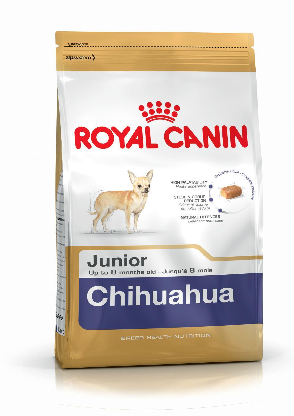 Royal Canin Chiuahua Junior