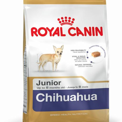 Royal Canin Chiuahua Junior