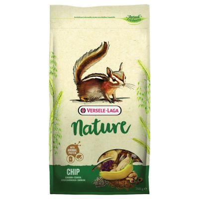 Chip Nature 750g Versele Laga para ardillas