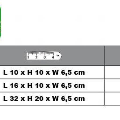 Bioclaro Esponja para Filtro de Acuario [1]