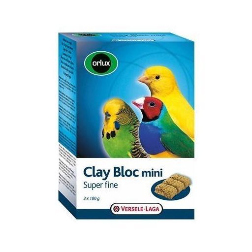 Clay BlocMini 540g Versele Laga