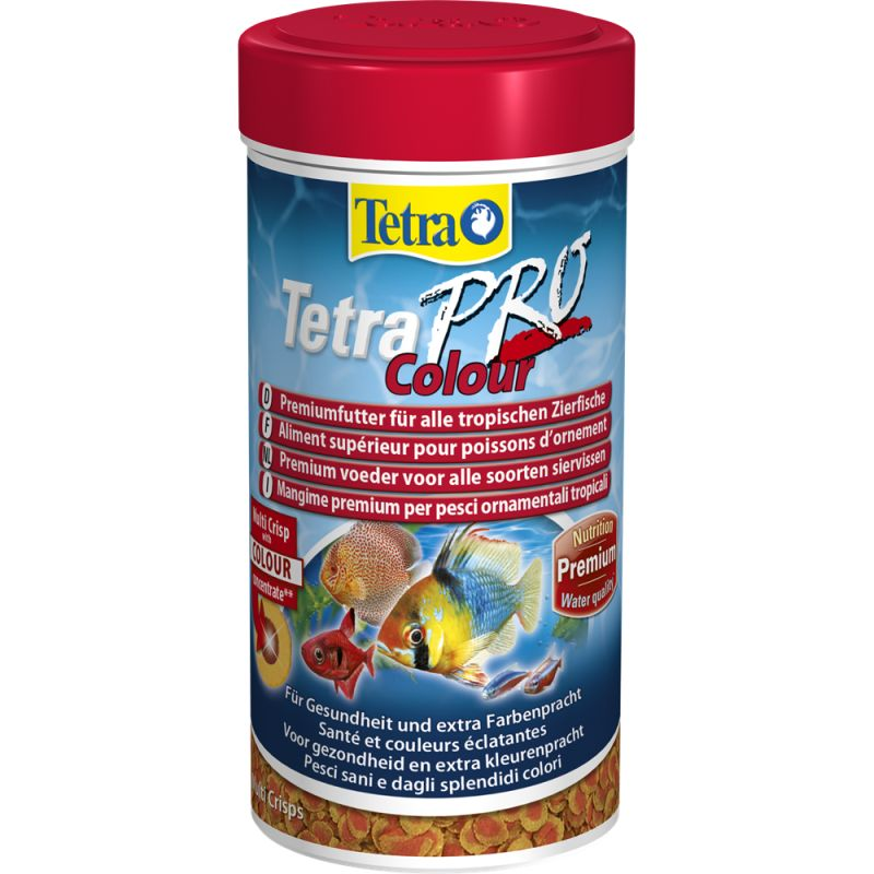 Tetra Pro Color Crispy 250ml