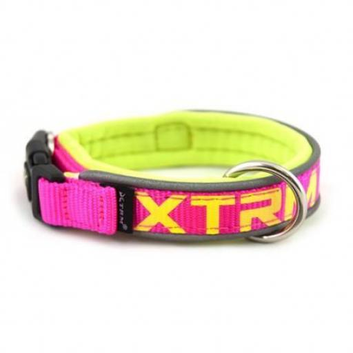 Collar X-TRM Neon Flash Rosa Nayeco