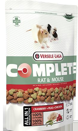 Rat/Mouse Complete 2 kg Versele Laga para ratones