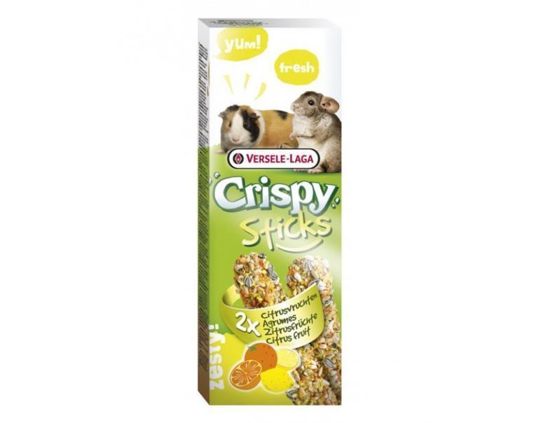 Crispy Stick cobaya/chinchilla Cítricos Versele-Laga