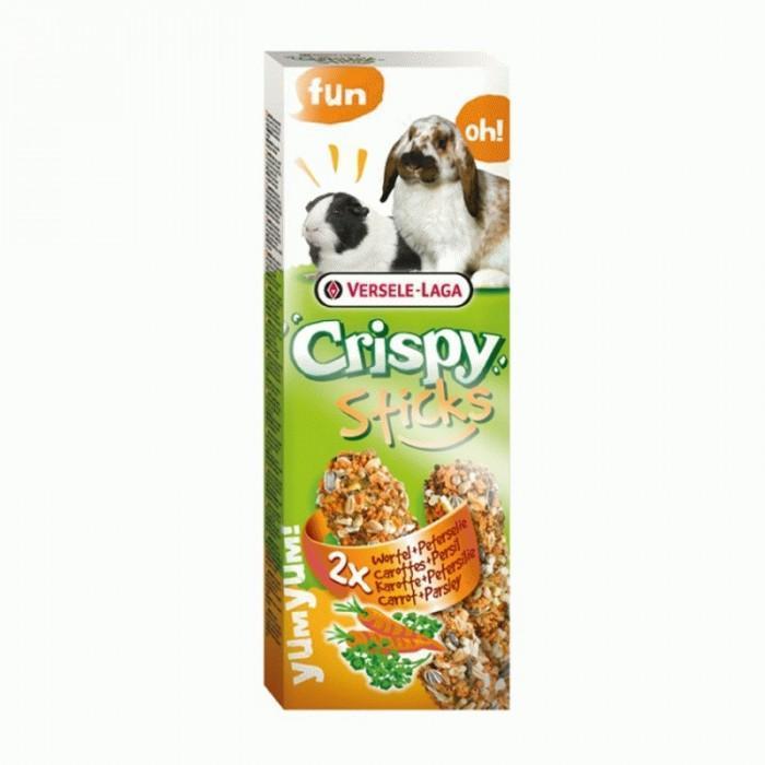 Crispy Stick conejo/cobaya Zanahoria, Versele-Laga