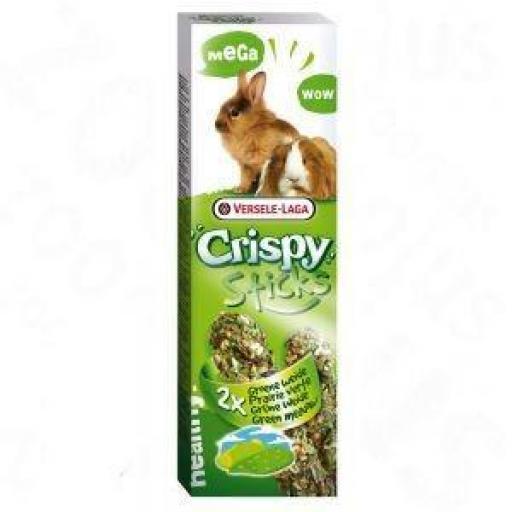 Crispy Stick conejo/chinchilla Hierbas del Prado, Versele-Laga
