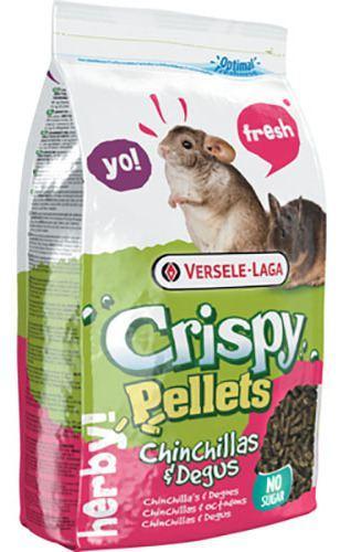 Crispy Pellets Chinchilla 25kg Versale Laga