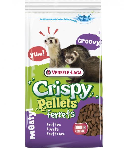 Crispy Pellets Ferret 700g Versele Laga para hurón