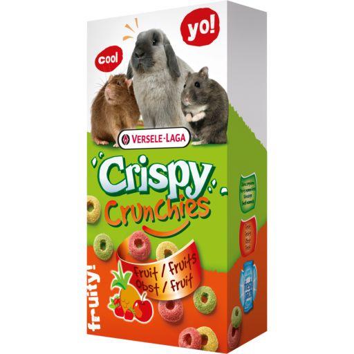 Crispy Crunchies Fruta 75g Versele Laga [0]