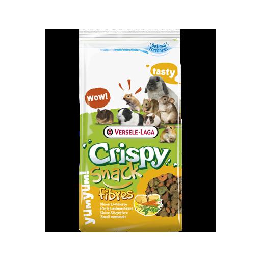 Criispy Snack Fibres 650g Versele Laga
