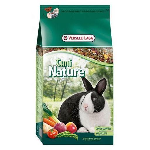 Cuni Nature 2,3 Kg Versele Laga para conejos