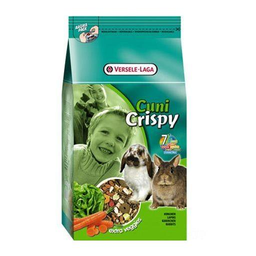 Cuni Crispy 2,75kg Versele Laga para conejos